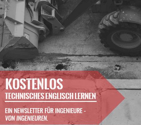Vorsprung durch Sprache: der kostenlose Newsletter für ein besseres technisches Englisch