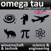 Omega Tau Podcast Logo